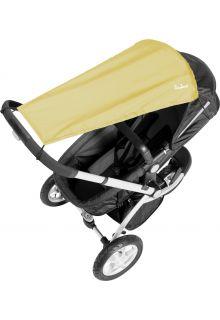 Playshoes---Sonnensegel-für-den-Kinderwagen---Gelb
