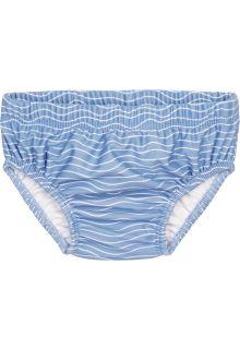 Playshoes---UV-Schutz-Windelhose-für-Babys---Waschbar---Krebs---Hellblau/Rosa