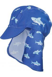 Playshoes---UV-Sonnenhut-für-Kinder---Hai
