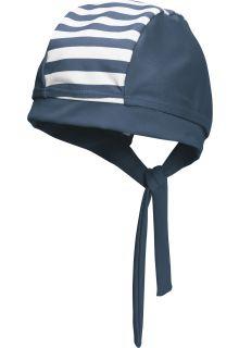 Playshoes---UV-Schwimmbandana-für-Kinder---Maritim---Marineblau/weiß