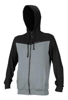 O'Neill---UV-Jacke-mit-Kapuze-für-Herren---Hybrid-Sun---Grau