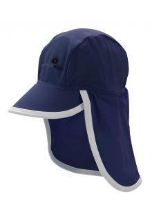Snapper-Rock---UV-Sonnenmütze-Baby-dunkelblau