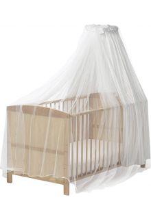 Playshoes---Mückennetz-für-Kinderbett---Weiß
