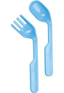 Playshoes---Besteck-Set---Löffel-und-Gabel---Blau