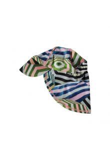 Molo---UV-Sonnenkappe-mit-Nackenschutz-für-Kinder---Nando---Parasol-print