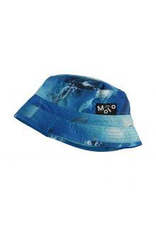 Molo---UV-Sonnenhut-für-Kinder---Niks---Above-Ocean---Blau