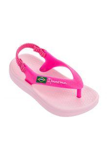 Ipanema---Sandalen-für-Babys---Anatomic-Soft---pink