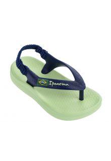 Ipanema---Sandalen-für-Babys---Anatomic-Soft---Grün