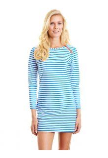Cabana-Life---UPF50+-Zipper-Swim-UV-Kleid--Large