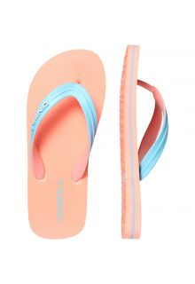 O'Neill---Flipflops-für-Jungen---Sol---Neon-Pink-und-Orange