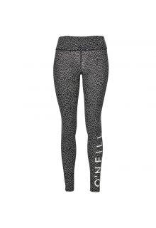 O'Neill---UV-Leggings-für-Damen---Schwarz-/-Weiß
