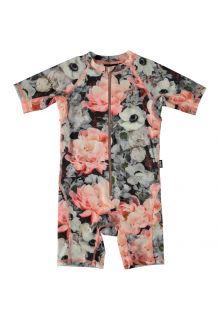 Molo---UV-Schwimmanzug-kurzärmlig---Neka---Blossom-print