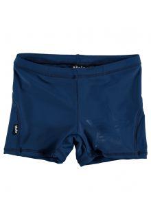 Molo---UV-Badeshorts-für-Jungen---Norton-Solid---Blue-Cave