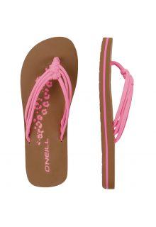 O'Neill---Flipflops-für-Mädchen---Ditsy---Pink
