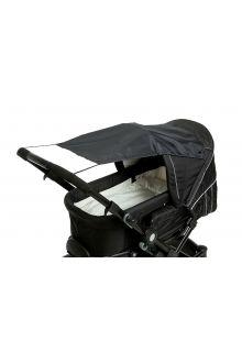 Altabebe---Universeller-UV-Sonnenschutz-für-Kinderwagen---Schwarz