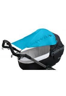Altabebe---Universeller-UV-Sonnenschutz-mit-Flanken-für-Kinderwagen---Hellblau