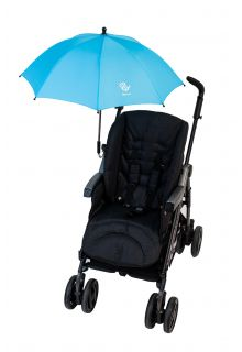 Altabebe---Universeller-UV-Schirm-für-Kinderwagen---Hellblau