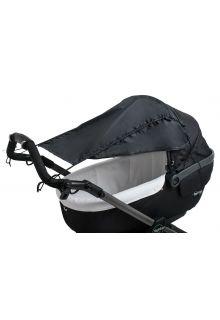 Altabebe---Universeller-UV-Sonnenschutz-mit-Flanken-für-Kinderwagen---Schwarz