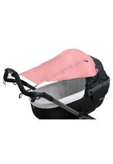 Altabebe---Universeller-UV-Sonnenschutz-mit-Flanken-für-Kinderwagen---Rosa
