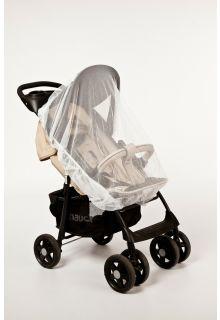 Altabebe---Universelles-Insektenschutznetz-für-Kinderwagen-und-Buggys---Weiß