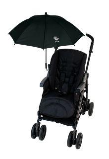 Altabebe---Universeller-UV-Schirm-für-Kinderwagen---Schwarz