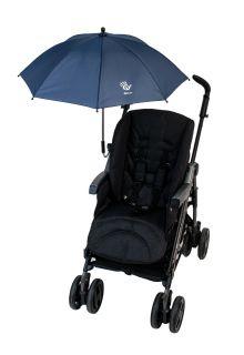 Altabebe---Universeller-UV-Schirm-für-Kinderwagen---Marineblau