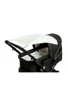 Altabebe---Universeller-UV-Sonnenschutz-für-Kinderwagen---Beige
