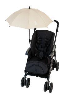 Altabebe---Universeller-UV-Schirm-für-Kinderwagen---Beige