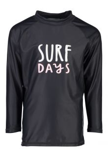 Snapper-Rock---UV-Badeshirt-für-Kinder---Langärmlig---Surf-Days---Grau