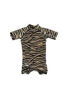 Beach-&-Bandits---UV-Schwimmanzug-für-Babys---Tiger-Shark---Multi