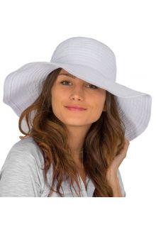 Rigon---UV-Schlapphut-für-Damen--Weiß