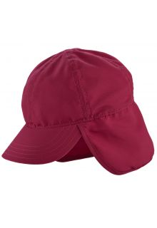 Scala---Mütze-mit-Nackenschutz-für-Kinder---Fuchsia