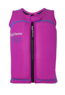 EasySwim---UV-Schwimmweste-für-Mädchen---Fun---Pink