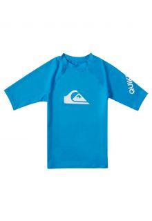 Quicksilver---UV-Badeshirt-für-Jungen---All-Time---Hellblau