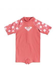 Roxy---UV-Schwimmanzug-für-junge-Mädchen---Springsuit-Shella---Desert-Rose-