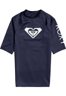 Roxy---UV-Badeshirt-für-Teenager-Mädchen---Whole-Hearted---Mood-Indigo