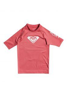 Roxy---UV-Badeshirt-für-junge-Mädchen---Whole-Hearted---Desert-Rose