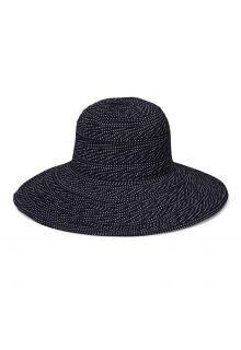 Emthunzini-Hats---UV-Floppy-Sonnenhut-für-Damen---Scrunchie---Schwarz