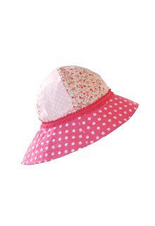 Emthunzini-Hats---UV-Sonnenhut-für-Babys---Gracie---Fuchsia