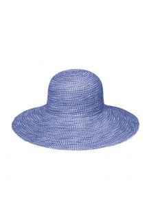 Emthunzini-Hats---UV-Floppy-Sonnenhut-für-Damen---Scrunchie---Hydrangea