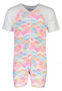 Snapper-Rock---UV-Schwimmanzug---Kurzärmlig---Rainbow-Connection---Multi