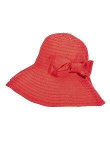 Scala---Aufrollbarer-Hut-für-Damen---Grapefruit