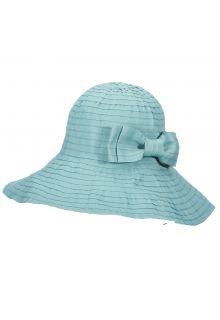 Scala---Aufrollbarer-Hut-für-Damen---Aqua