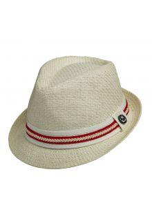 Scala---Hut-für-Damen-von-Tropical-Trends---rot