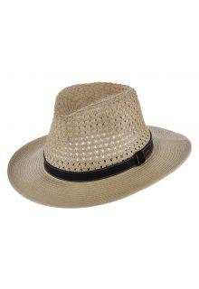 Scala---Safari-geflochtener-Hut-für-Herren---Natur