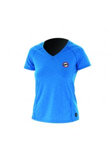 Prolimit---UV-Badeshirt-für-Damen---kurzärmlig---Hellblau-/-Rosa