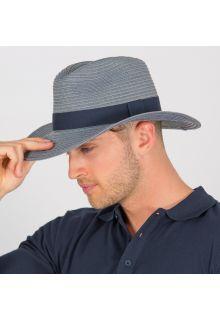 Rigon---UV-Fedorahut-für-Herren---Denimblau