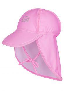 JUJA---UV-Schutzkappe-für-Babys---Solid---Rosa