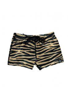 Beach-&-Bandits---UV-Badeshorts-für-Kinder---Tiger-Shark---Multi