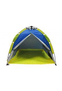 Banz---UV-Shelter---UPF50+-Strandzelt---Mini---Blau/Gelb